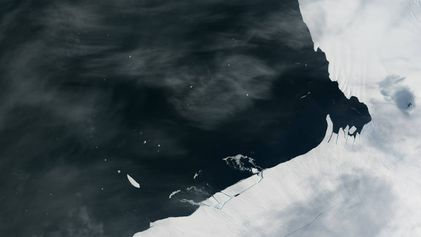 Antarctica's ice could cross this scary threshold within 40 years