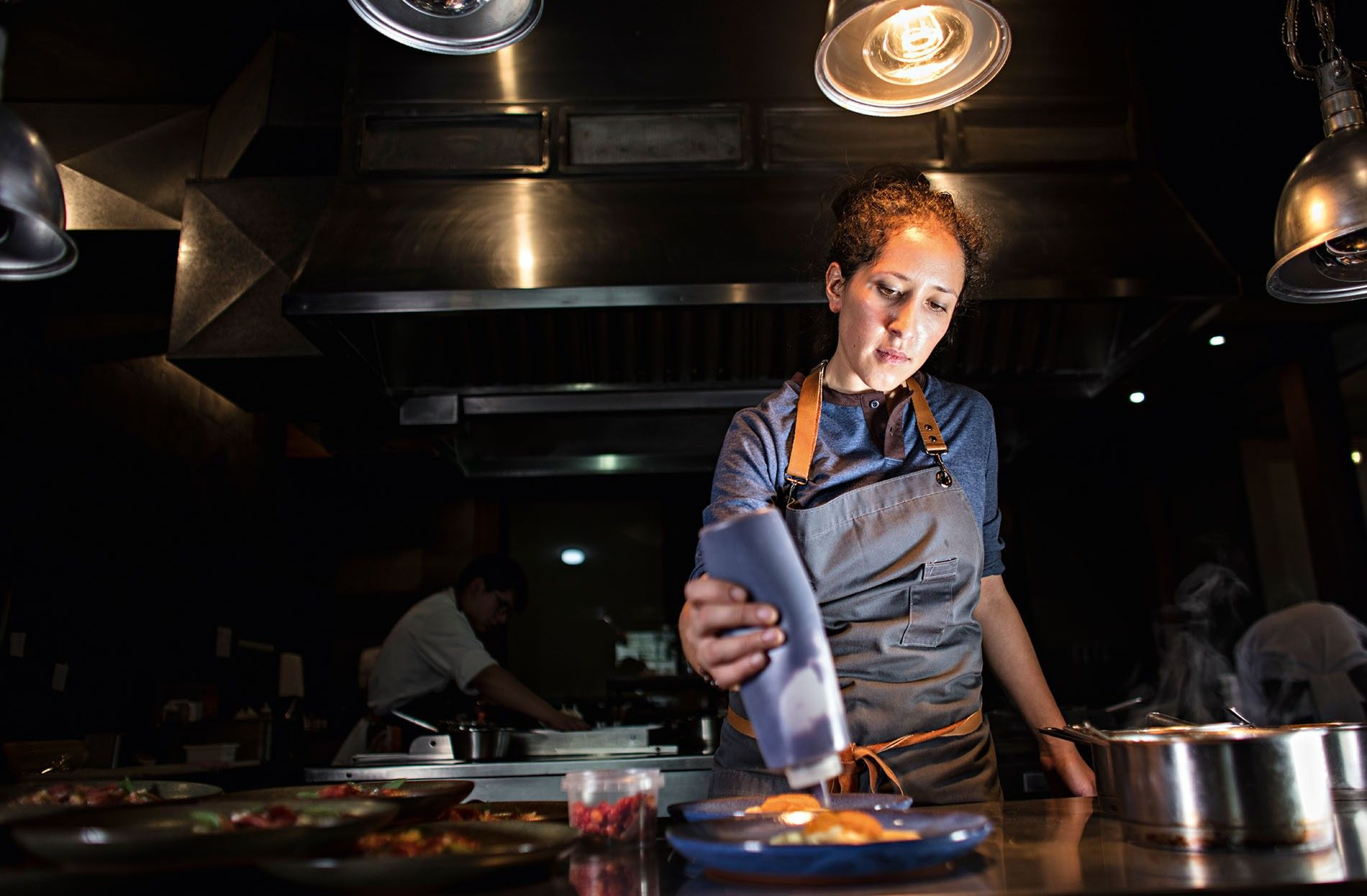 In 2017, Marsia Taha was named head chef of Gustu — a notable achievement in a ...
