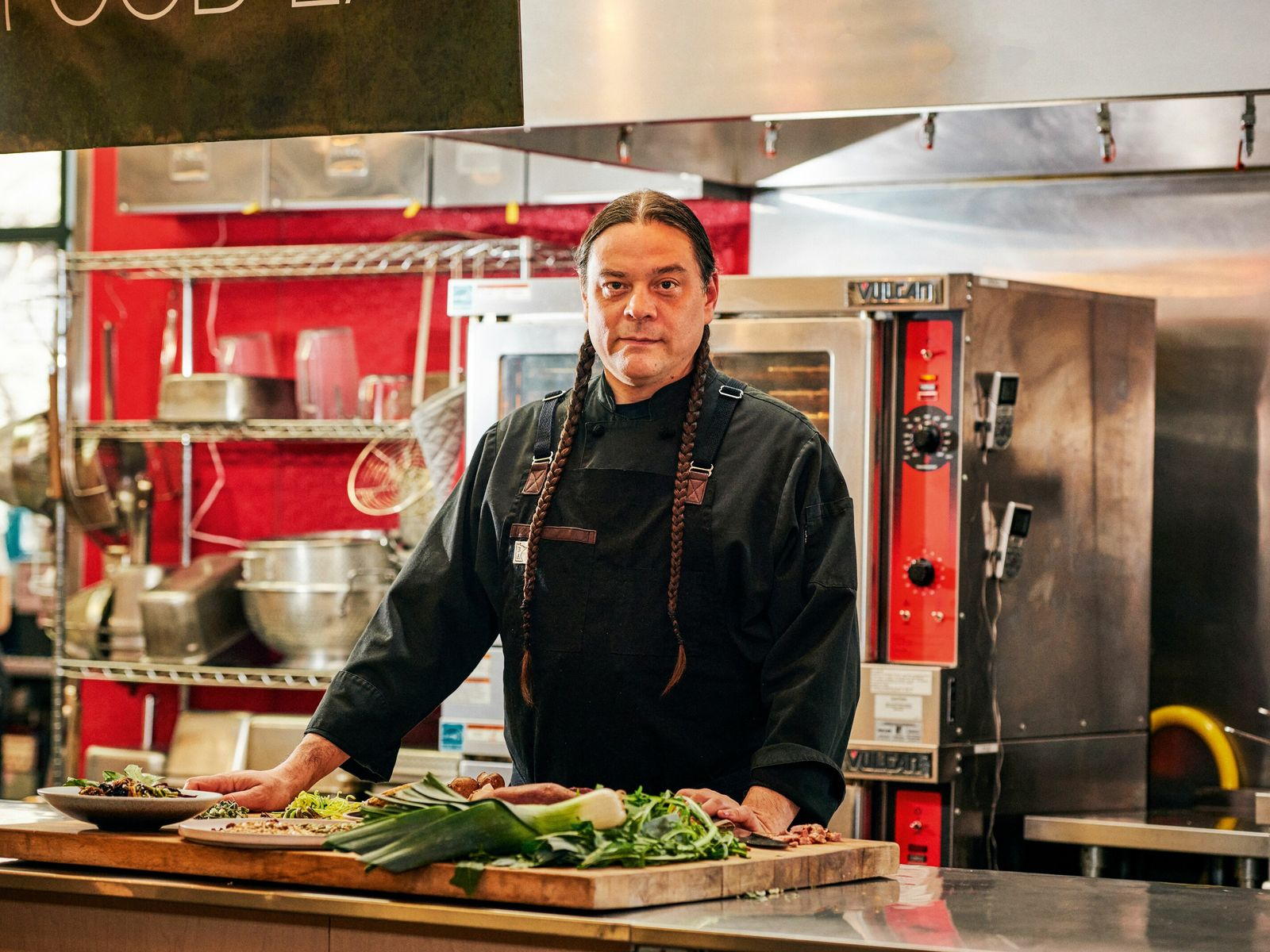 The fact so little is known about Native American cuisine today is something the Minneapolis-based Sioux chef ...