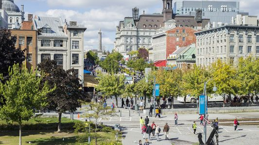 Montreal Surprises With a Mix of Old and New