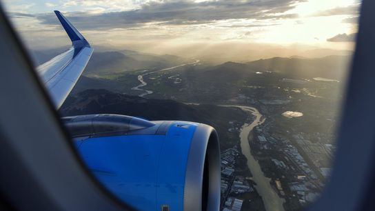 Air turbulence is a very real concern for travellers. Caused by a variety of natural factors, ...