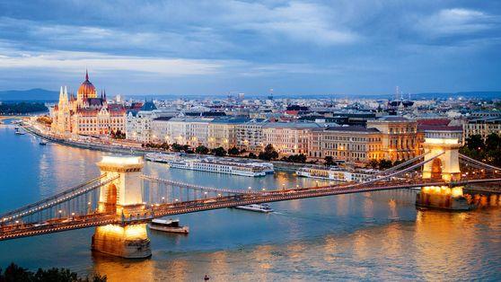 Photo story: highlights of Hungary
