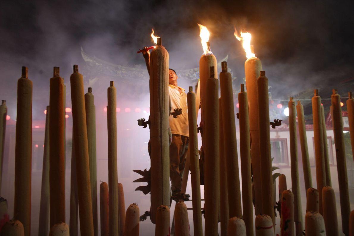 Fiery Incense