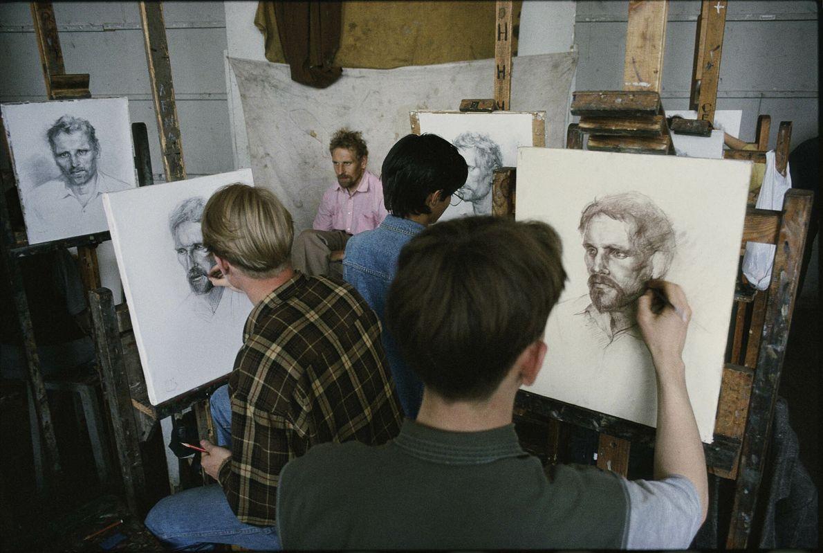 Prized Portraits