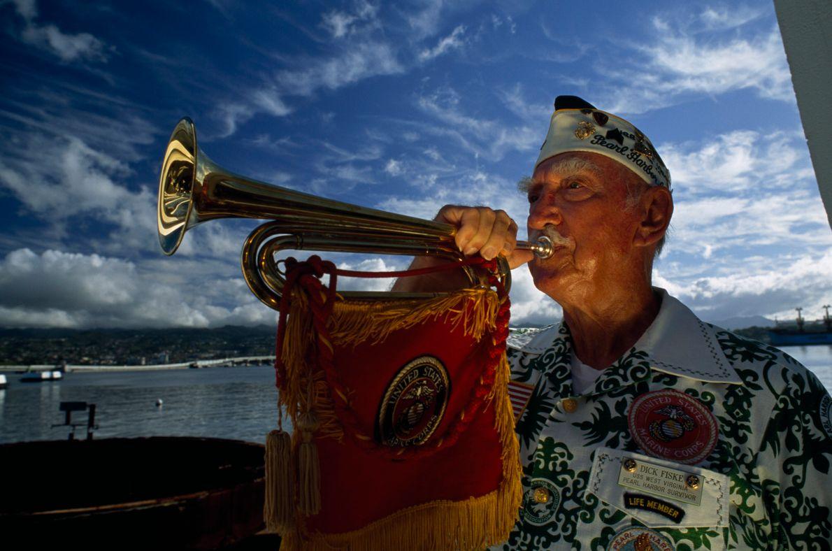 Remembering Pearl Harbour