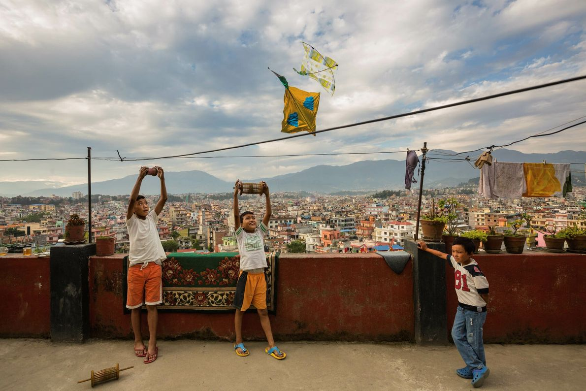 Kathmandu Kites