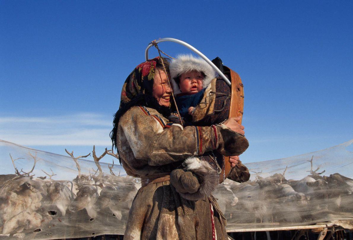 Nomadic Nenets
