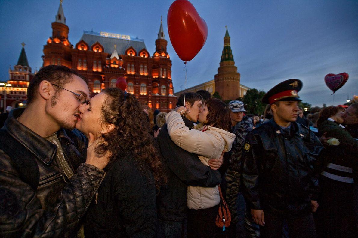 Romantic Moscow