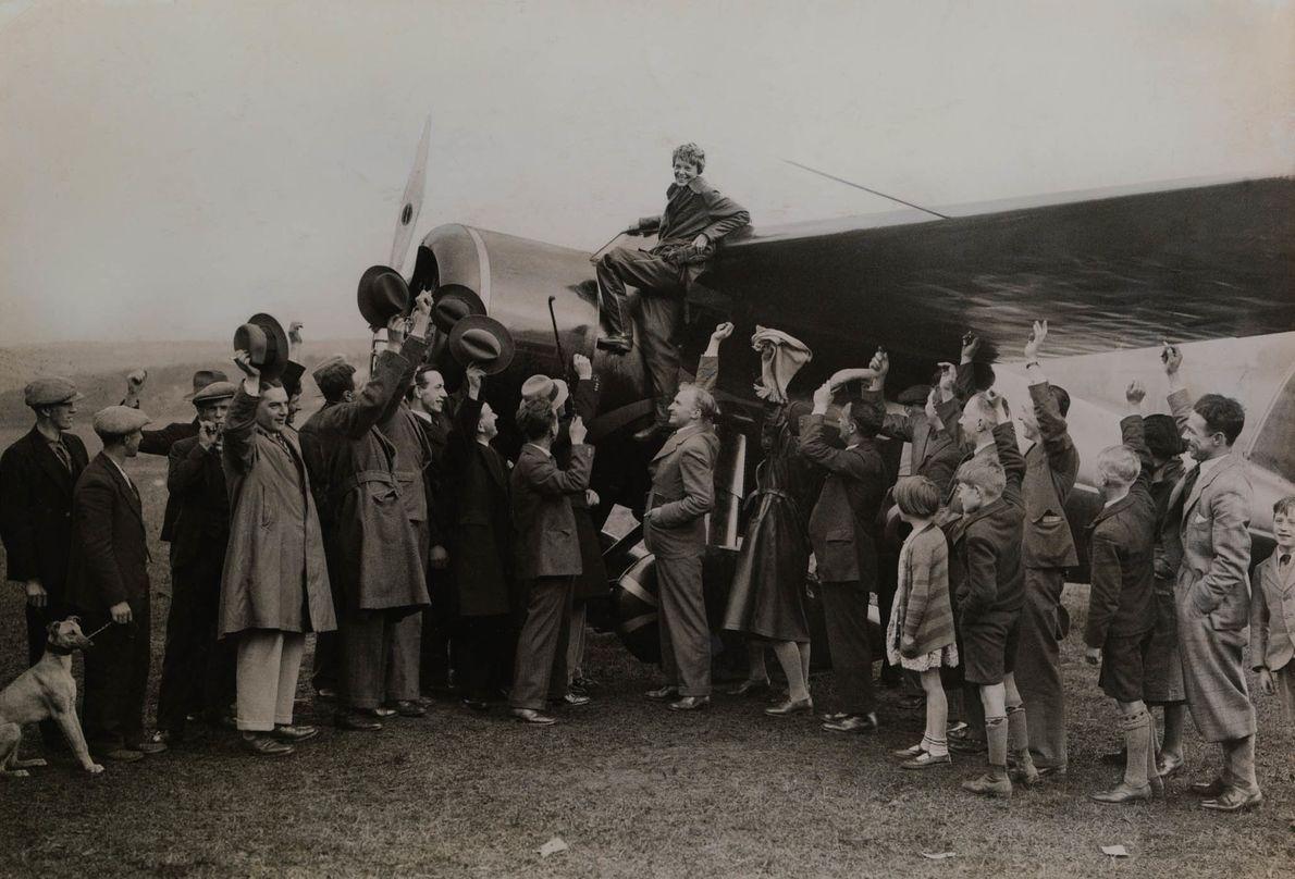 Earhart's Endeavor