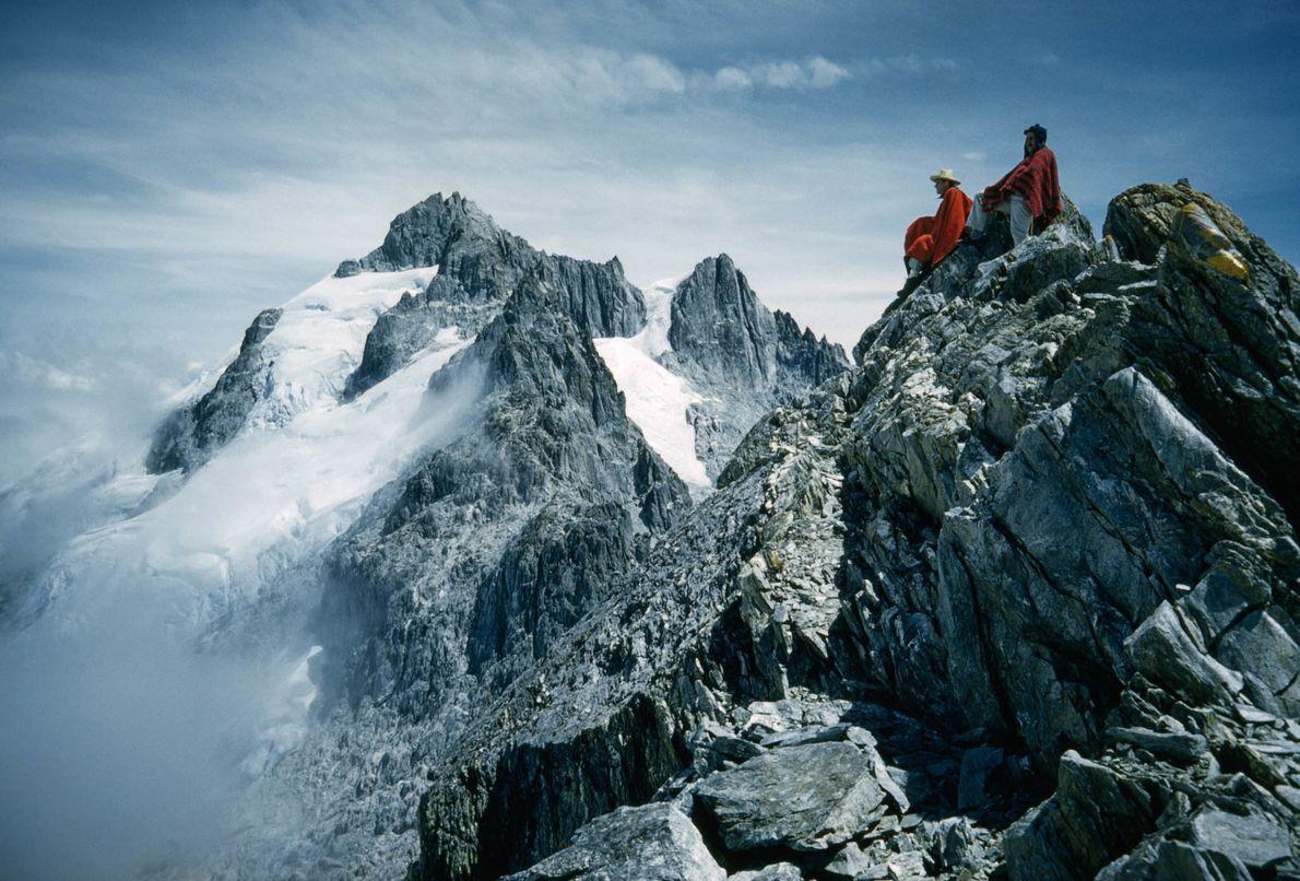 Peek of a Peak