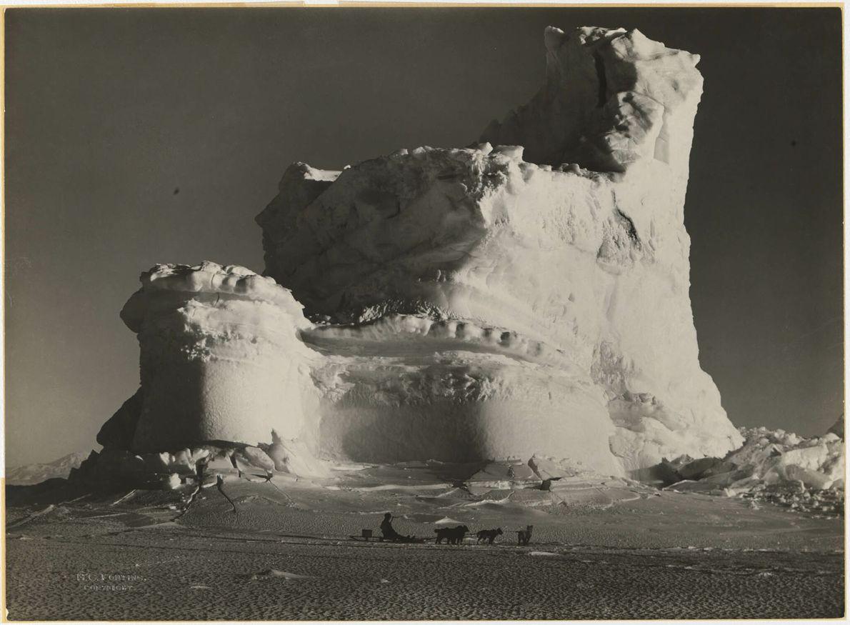 Castle Iceberg