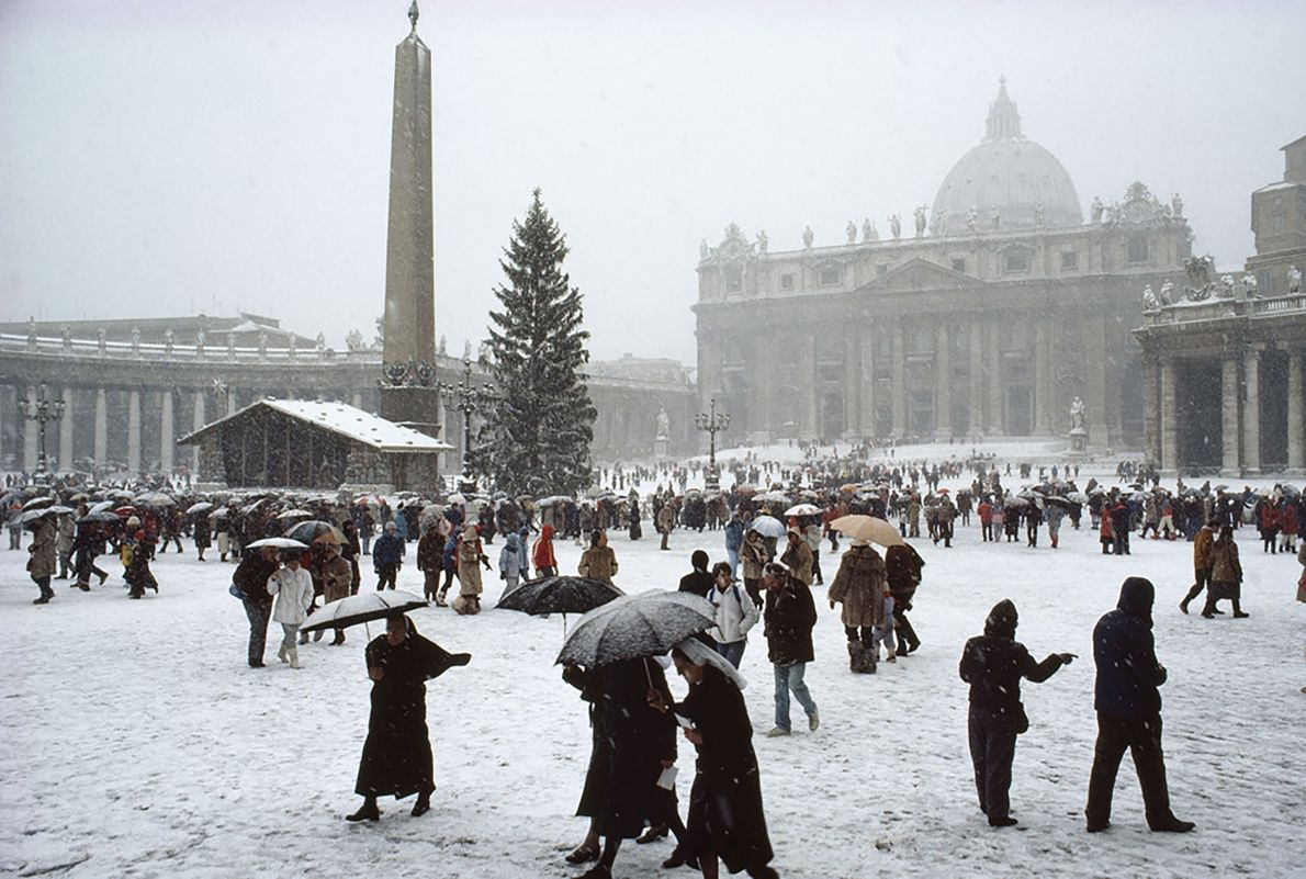 Epiphany Snowfall