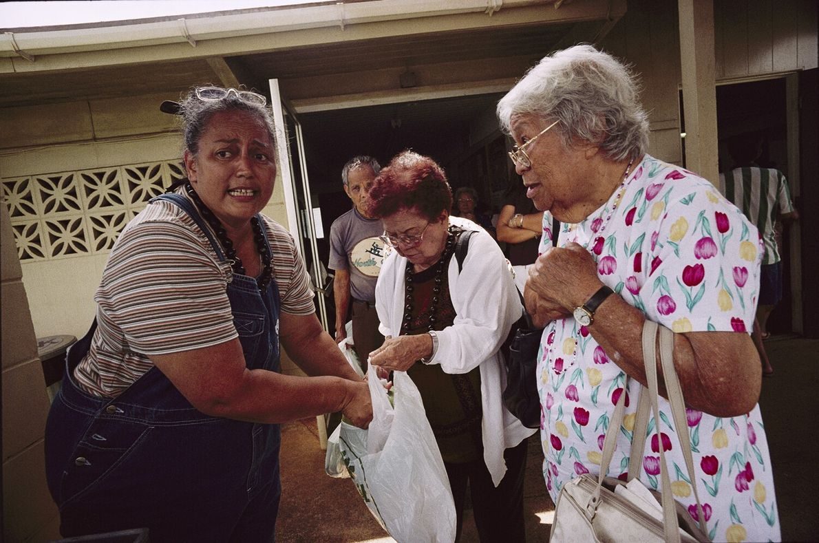 A story in the December 2002 issue documented native Hawaiians' connections to their traditional culture. Puna ...