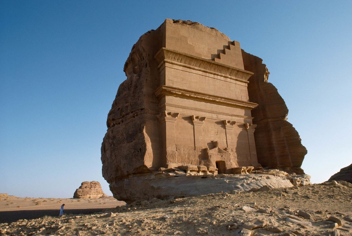 Desert Tomb