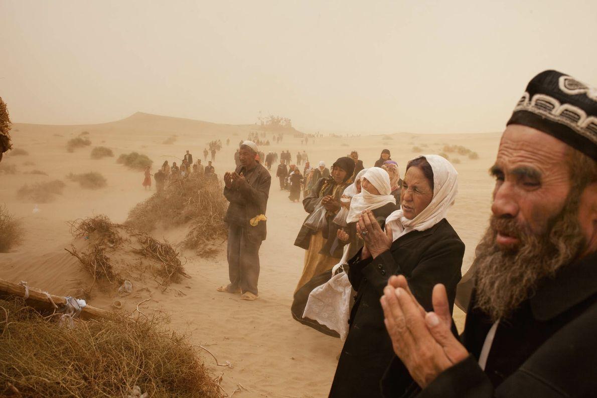 Sandstorm Prayers