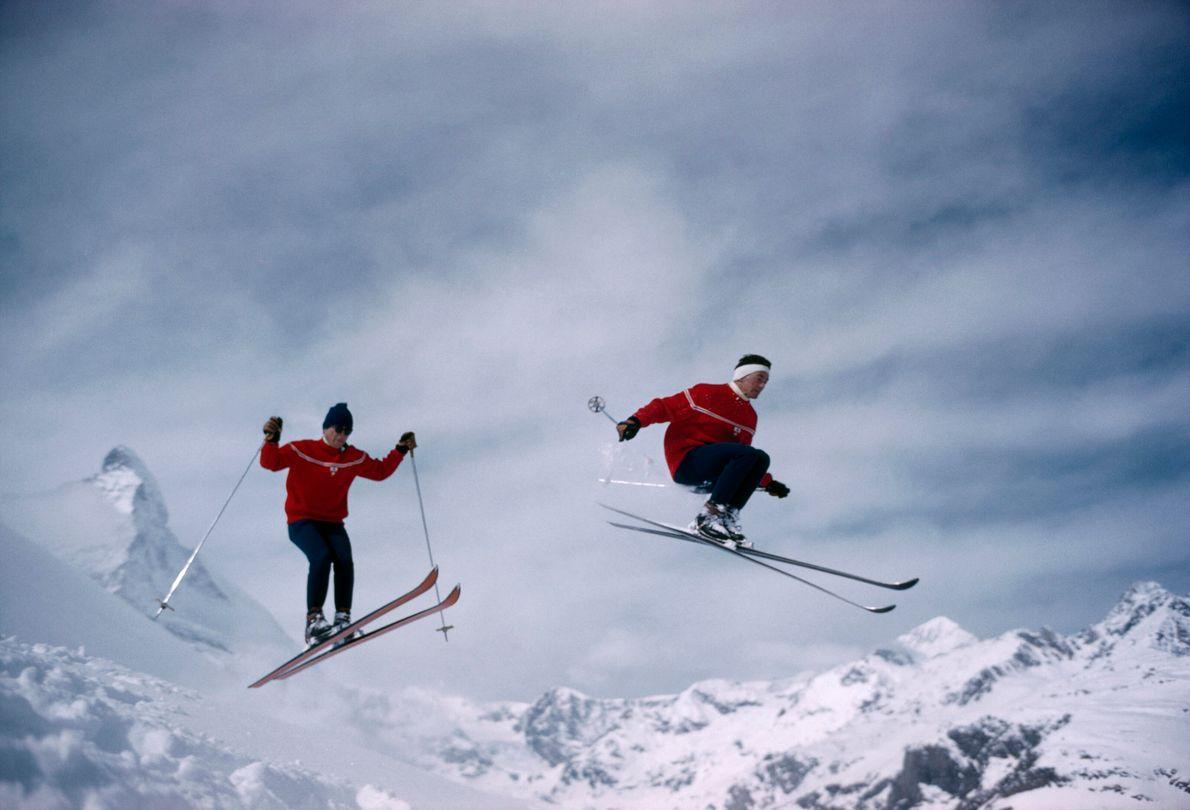 Swiss Skiing