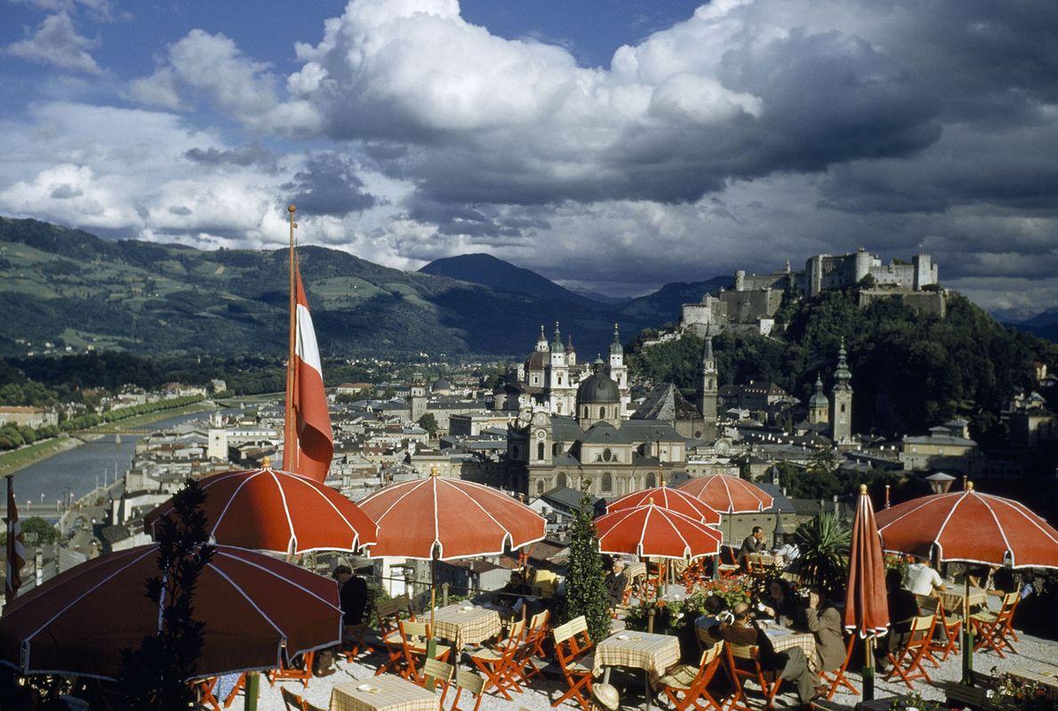 Austrian Alfresco