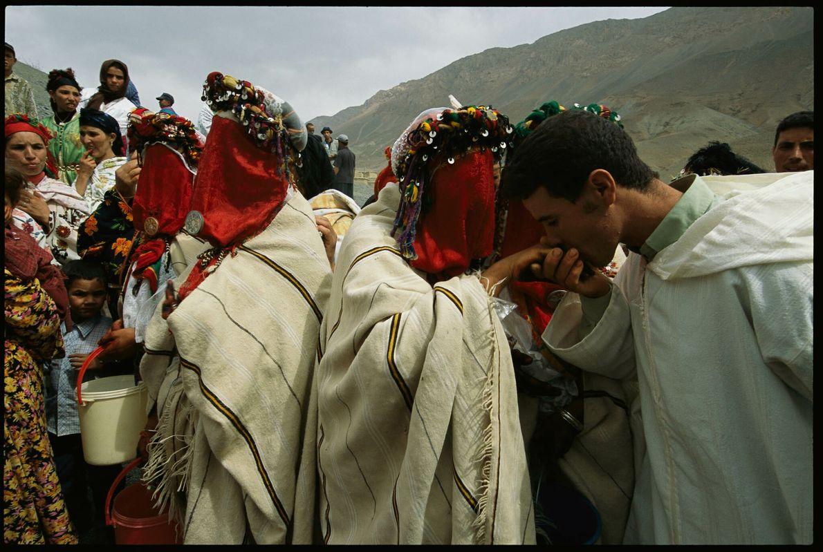Berber Brides