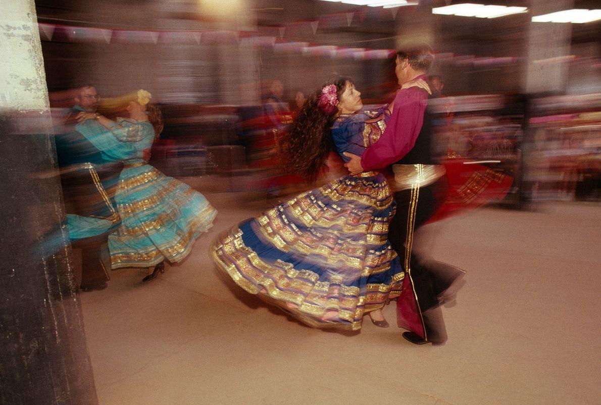 Dancing Fast