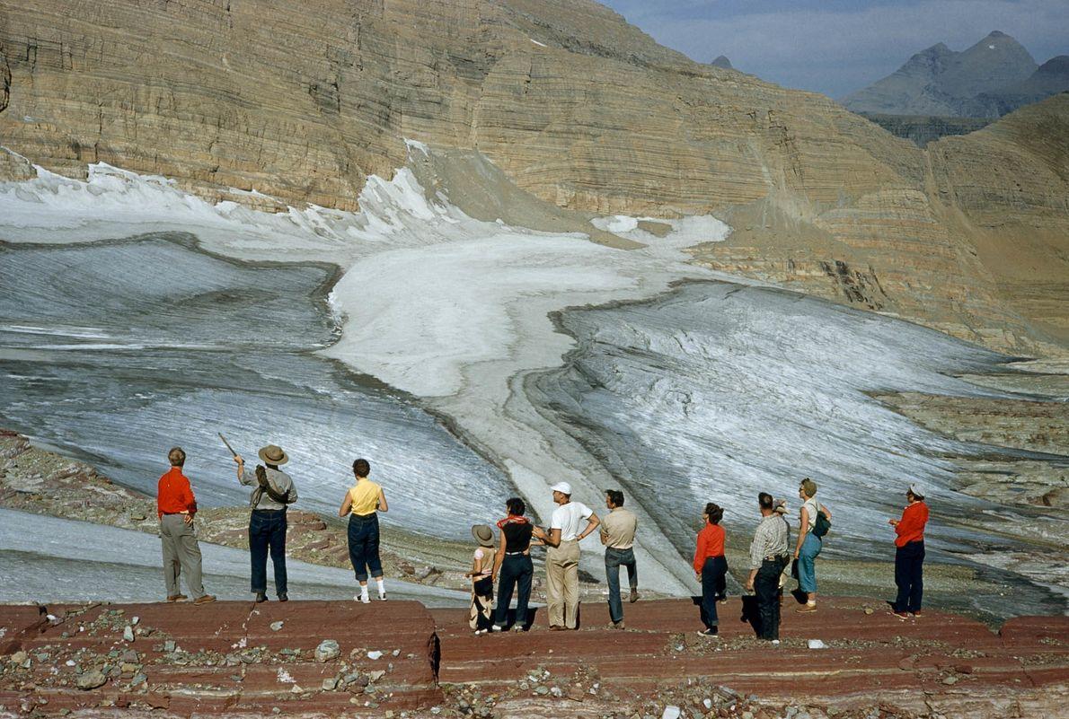Glacier Gazing