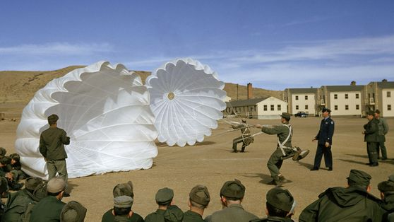 Parachute Class