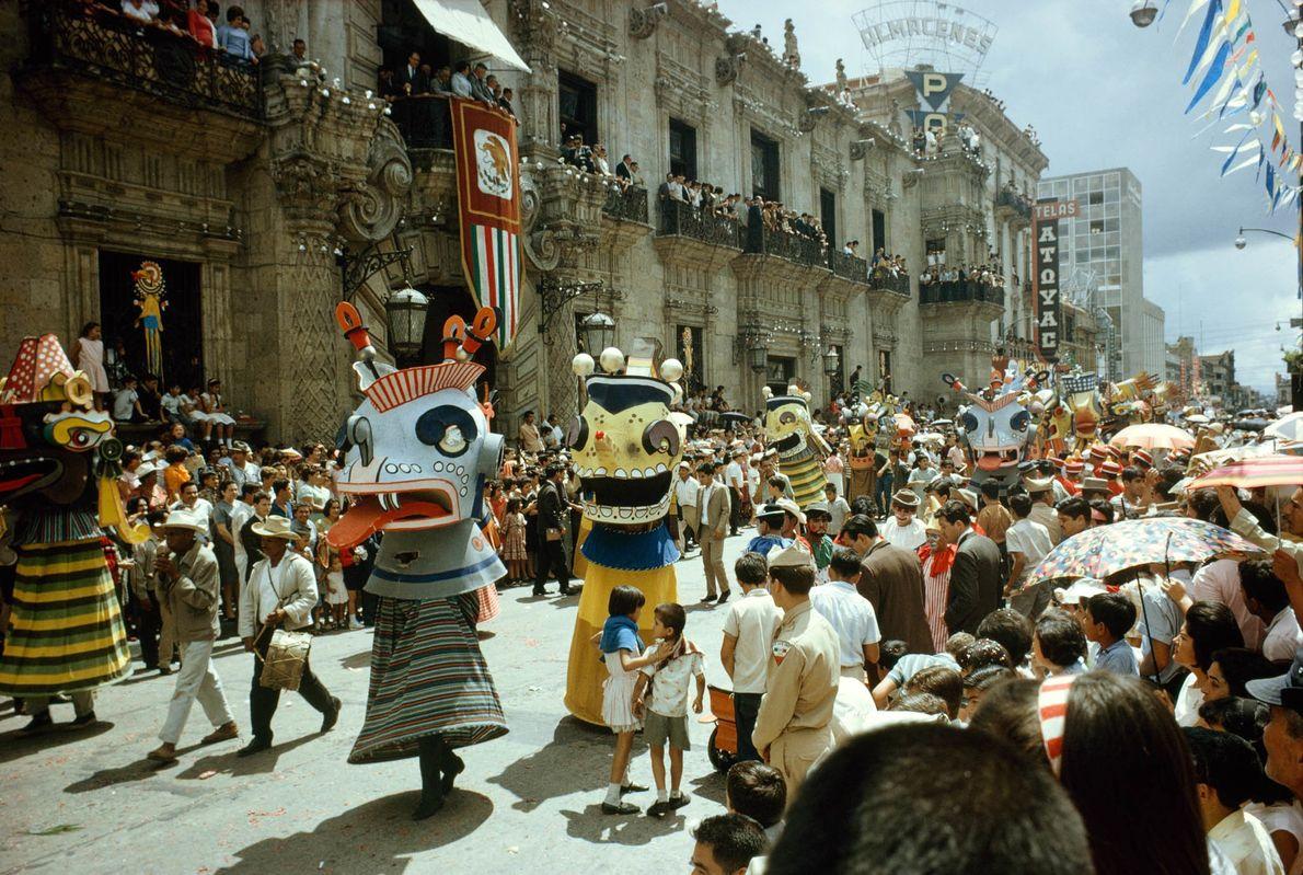 Parade Masks