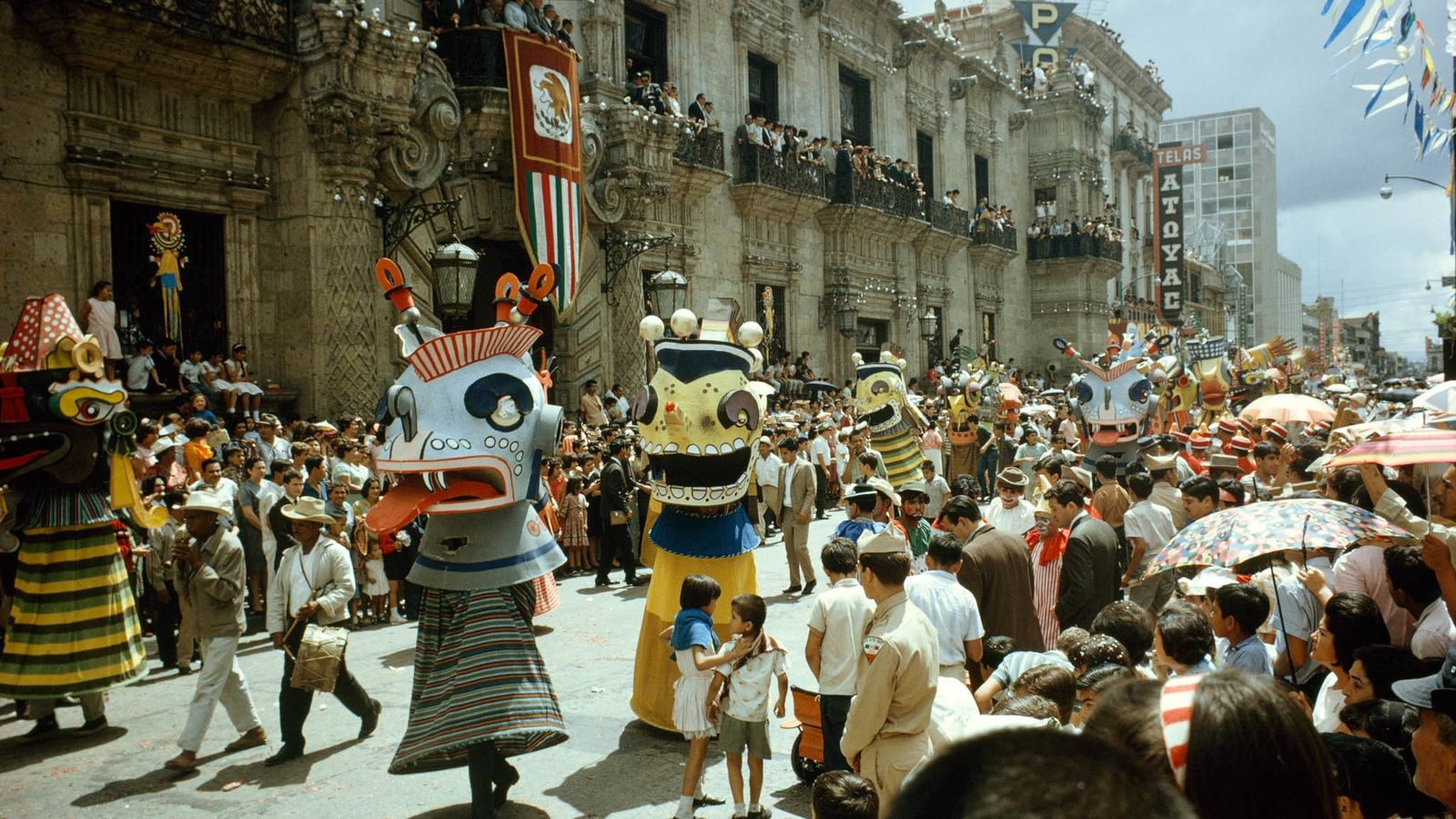 Parade Masks