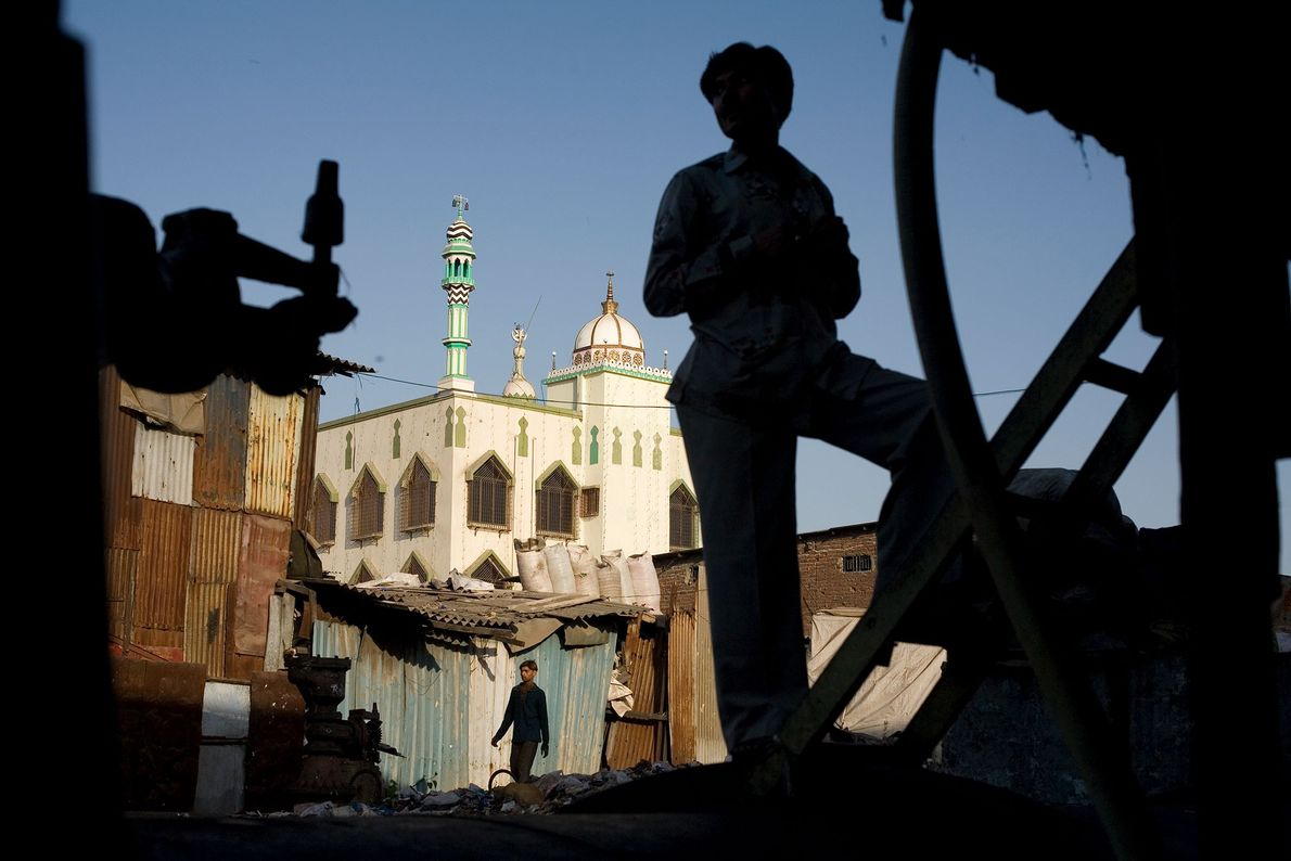 Mumbai Mosque