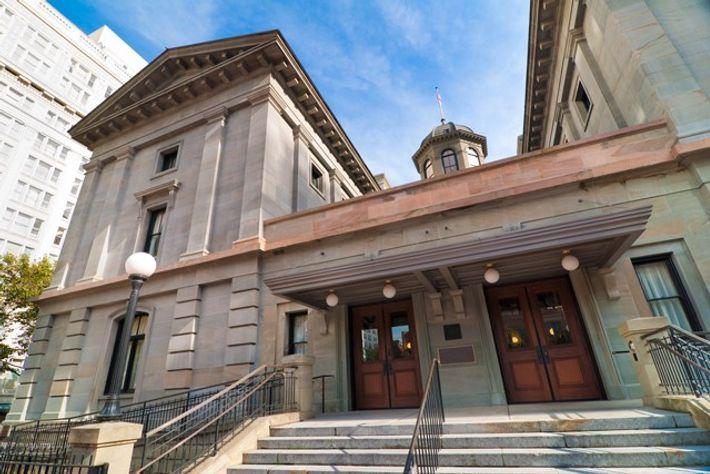 Portland Courthouse.