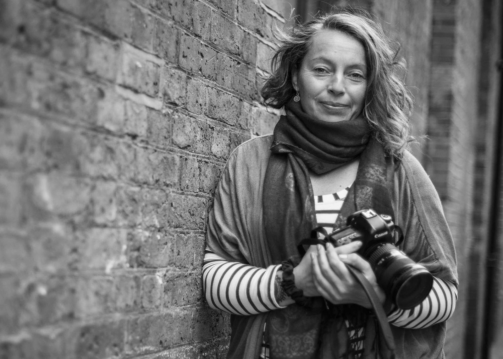 'You need to be both compassionate and resilient when working as a photographer, especially as we ...