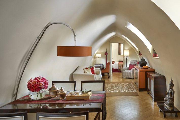 Oriental suite, Mandarin Oriental