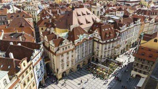 City life: Prague