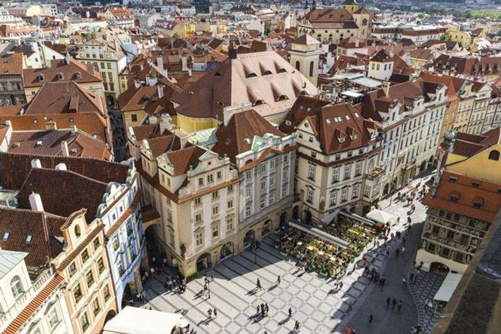 City Life: Prague.