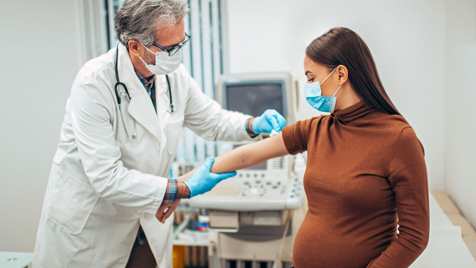 Historically excluded from clinical trials, pregnant people often must decide whether to get vaccines and drugs ...