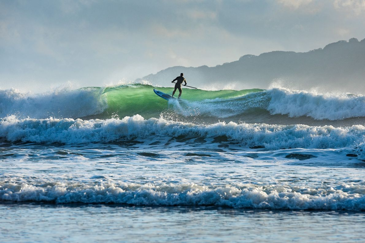 Pauanui is a beautiful beach area on the North Island of New Zealand. You can catch ...