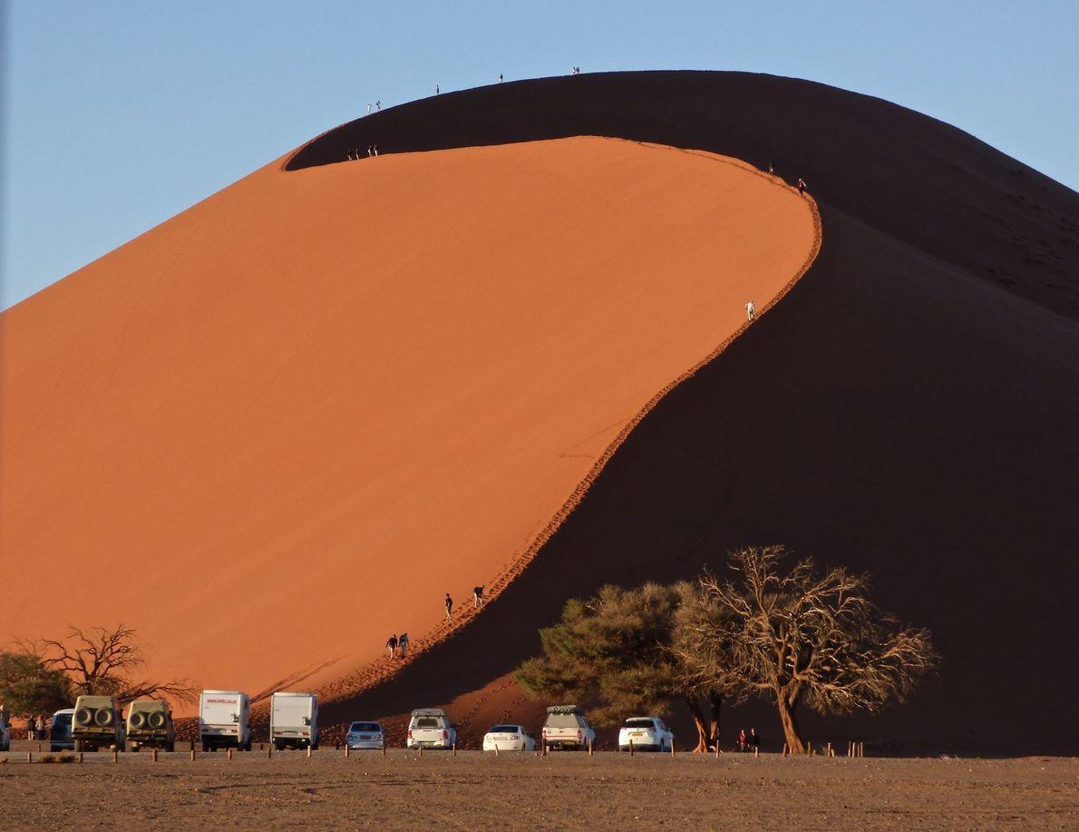 Sossusvlei area, Namibia