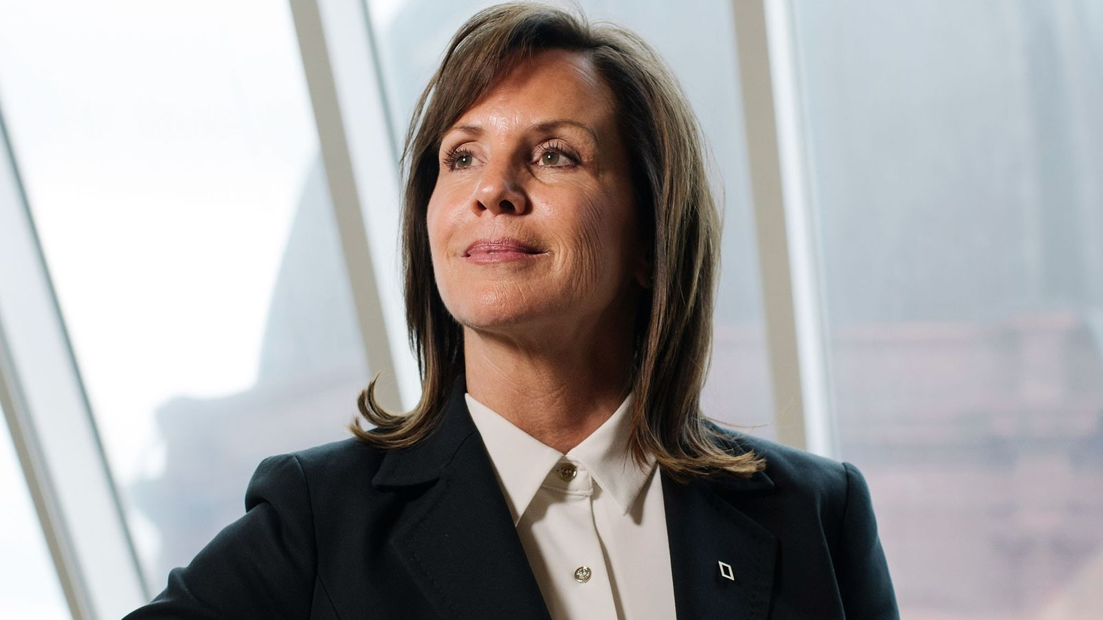 Jean Case, philanthropist and National Geographic Society's chairman.