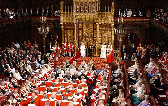 Unlike the formal opening ceremony of Parliament, as seen above, prorogation involves, among other things, slamming ...