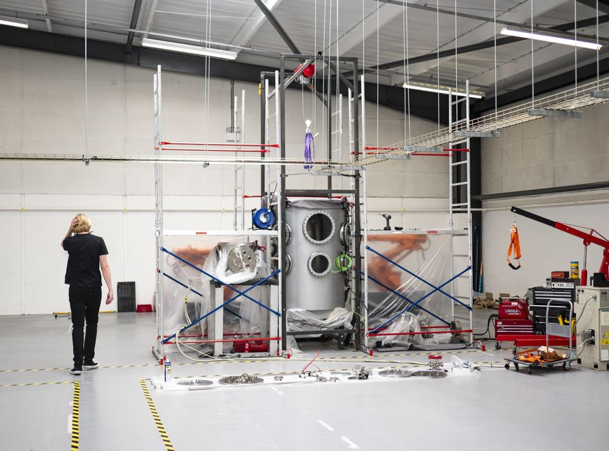 """""""Fusion rockets are very under-studied – there's more that can be done in the near-term."""" Richard ..."""