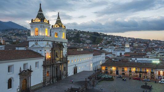 City life: Quito