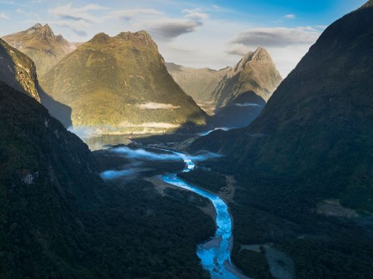 Chunk of an ancient supercontinent discovered under New Zealand