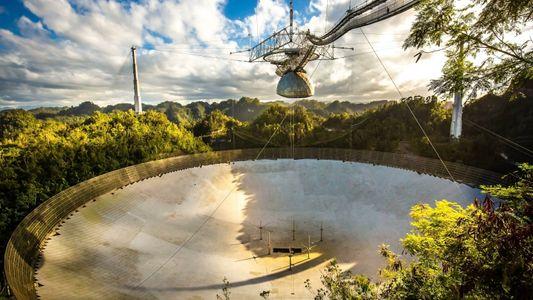 Iconic radio telescope in Puerto Rico to be demolished