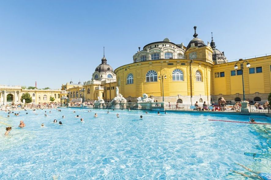 Europe rail: A Viennese whirl and Budapest break
