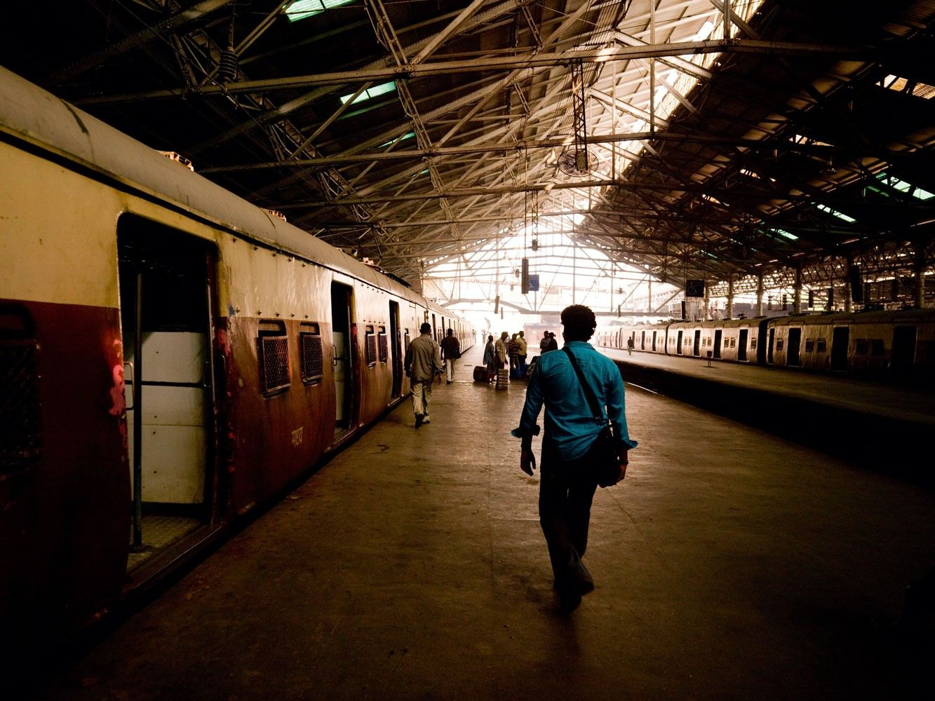Ten great rail journeys   National Geographic
