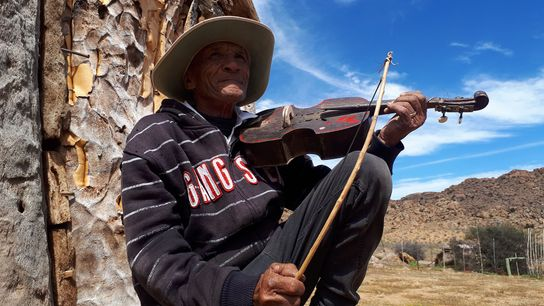The people of Northern Cape have a vibrant history and culture, including traditional music.