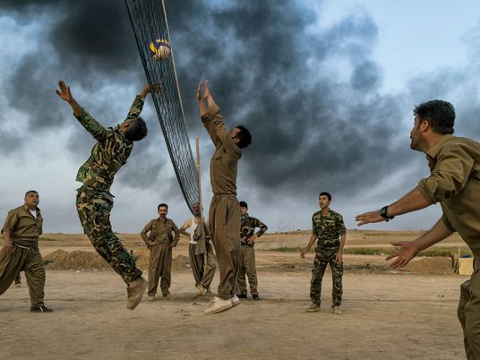 Today, the Kurds are spread across four nations. Who are they?