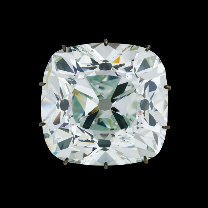 One of the world's few flawless diamonds, the so-called Regent was added to France's crown jewels ...