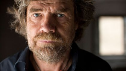What makes for true adventure? We asked legendary mountaineer Reinhold Messner.