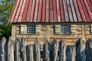 Tadoussac's must-visit heritage sites include a replica of Canada's first fur trading post, Chauvin, established in ...