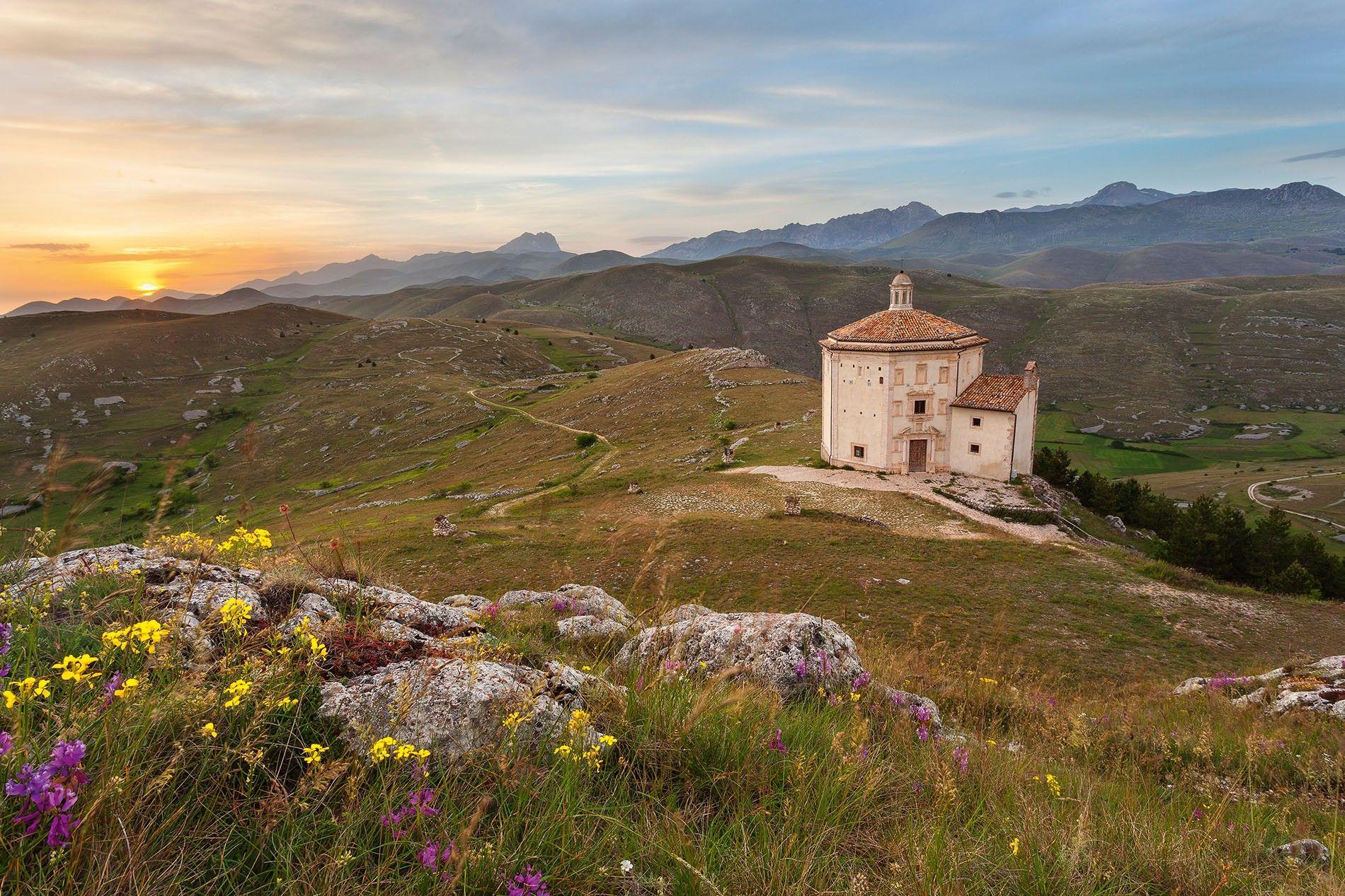 Gran Sasso d'Italia, Apennines